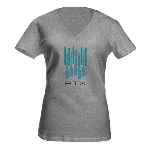 Piano Keys Junior V-Neck