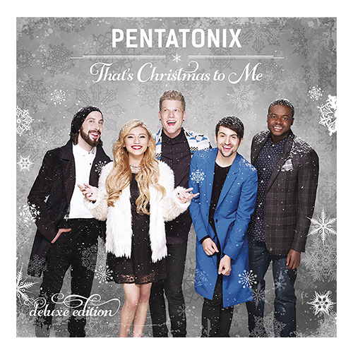 'That's Christmas To Me' Deluxe CD