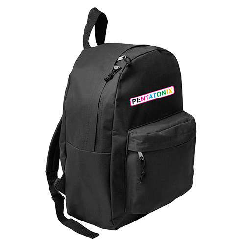 Five Colors Logo Backpack