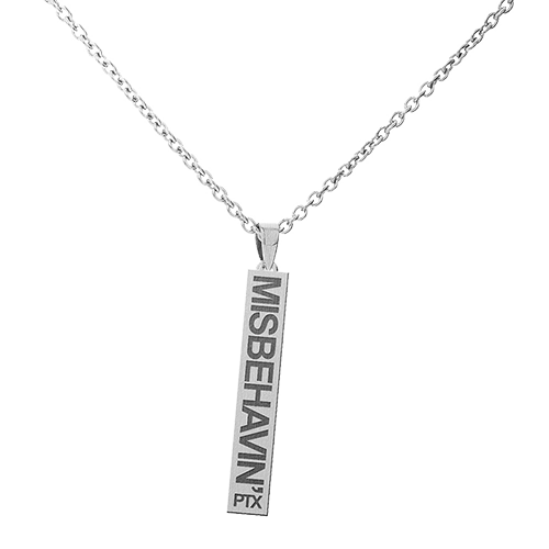 Misbehavin' Necklace