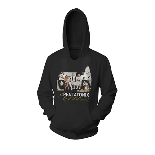 A Pentatonix Christmas Pullover Hoodie