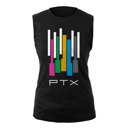 Color Keys Junior Muscle Tank