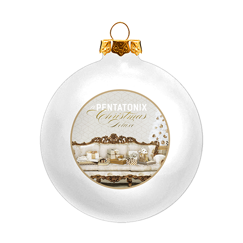 A Pentatonix Christmas Deluxe Ornament