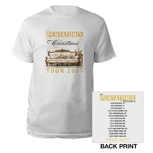 Christmas Tour 2017 Album Tee