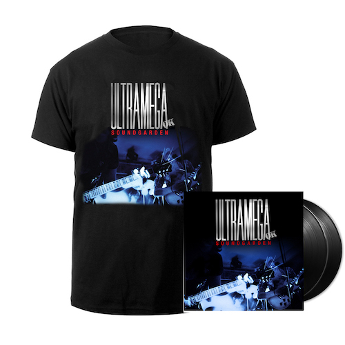 Ultramega OK 2LP + Tee Bundle