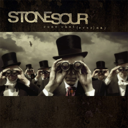 STONESOUR COME WHAT(EVER) MAY LITHOGRAPH HAND NUMBER