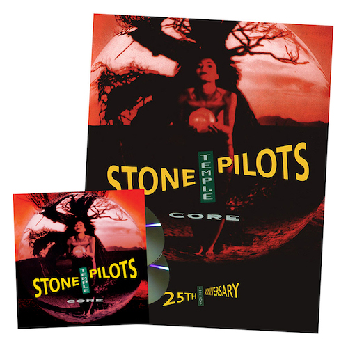 Core 25th Anniversary Deluxe CD & Litho Bundle