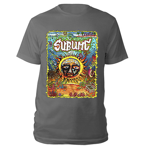 Psychadelic Under The Sun Tee