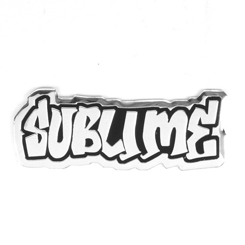 Sublime Graffiti Sticker