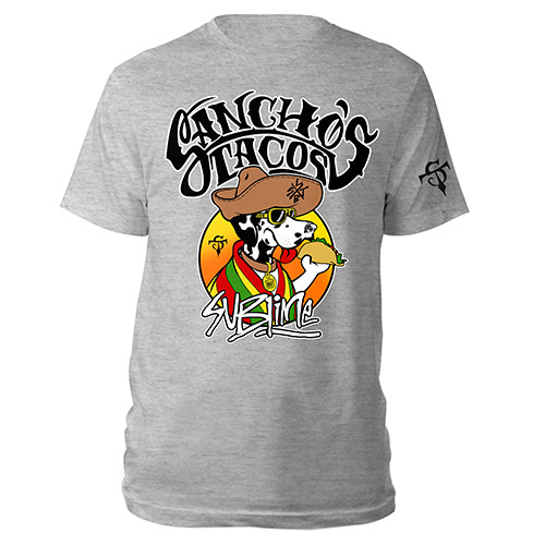 Sublime Sancho's Tacos Lou Dog Tee