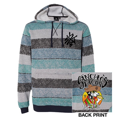 Sublime Sancho's Tacos Fleece Sweatshirt