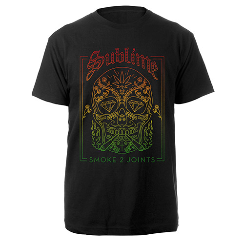 Sublime Smoke 2 Joints Tee