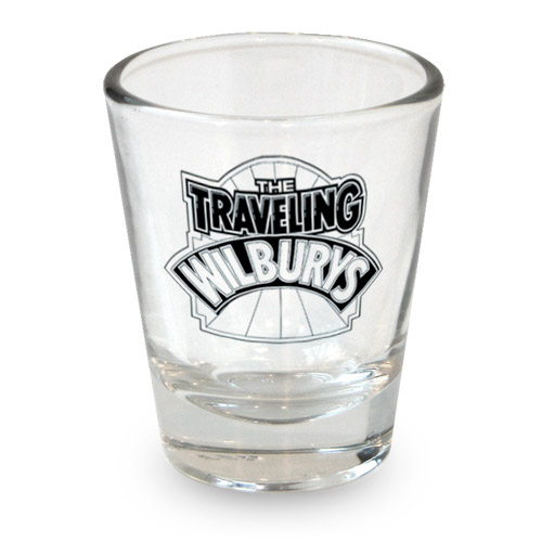 Logo Shot Glass