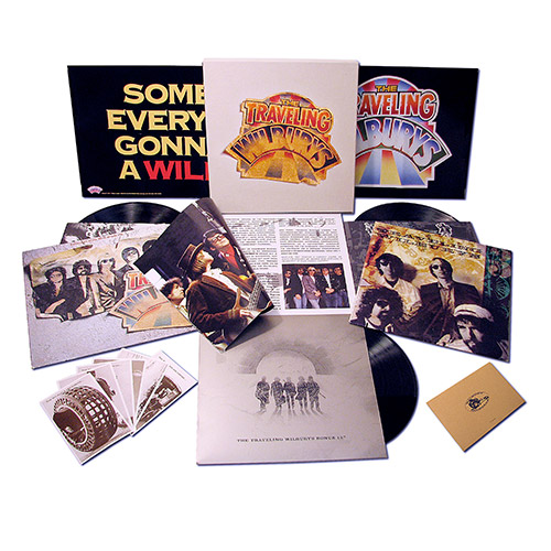 Traveling Wilburys Collection 3 LP Vinyl Box Set
