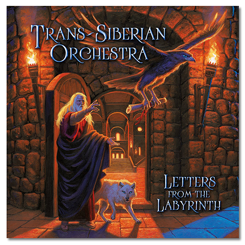 Letters from the Labyrinth CD