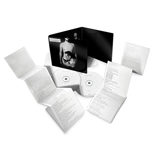 'Songs Of Innocence' 2 CD Deluxe Edition