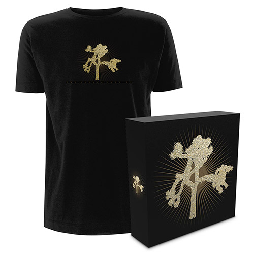 The Joshua Tree Super Deluxe 7LP & T-shirt