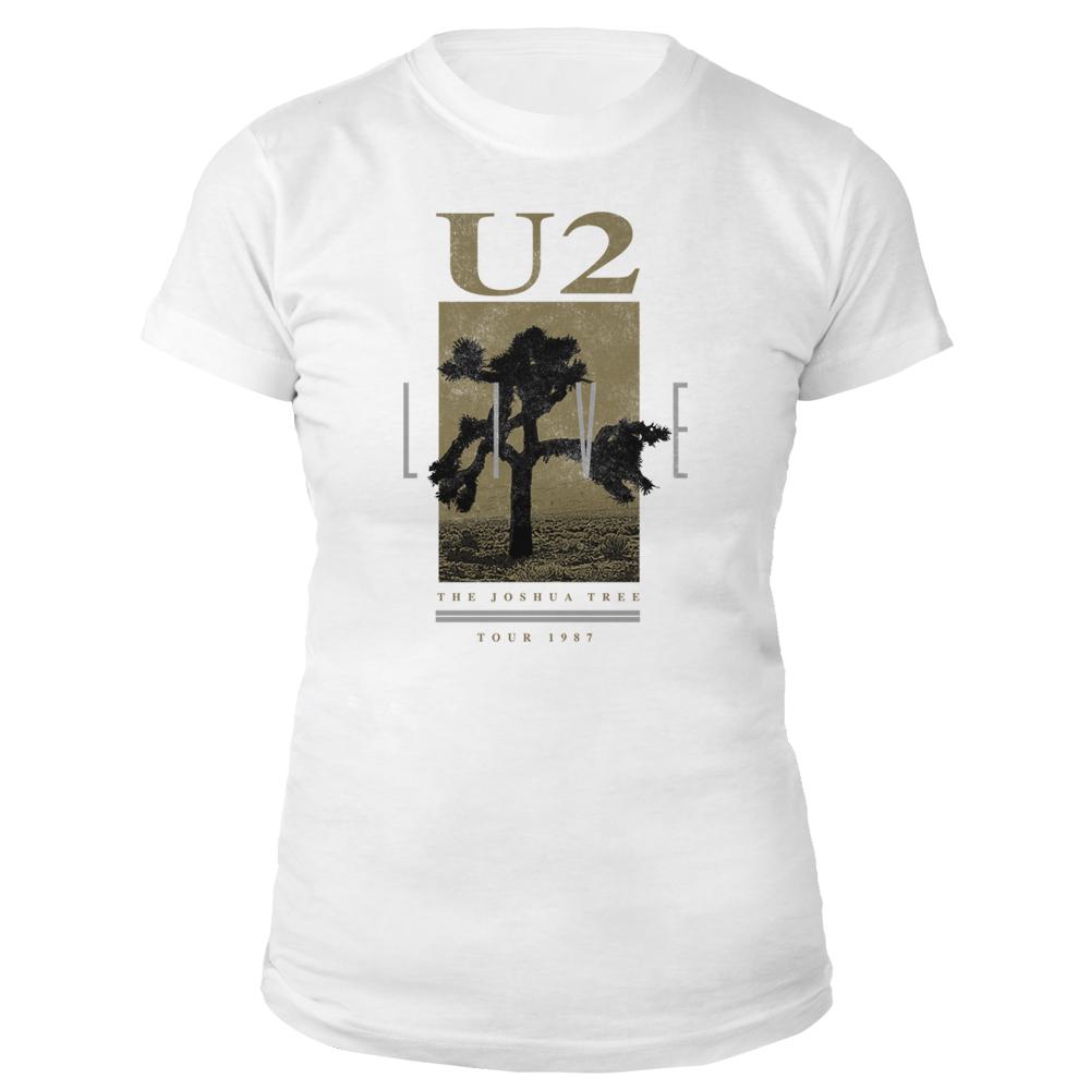 U2 Official Store | U2 Joshua Tree Women's T-Shirt