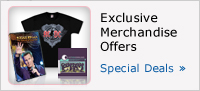 Exclusive Merchandise Offers